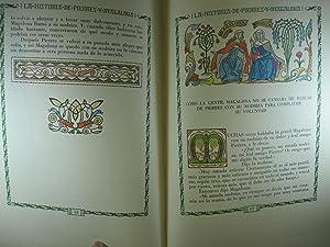 LA HISTORIA DE PIERRES Y MAGALONA: HISTORIA: VILA, JUAN (D'IVORI),