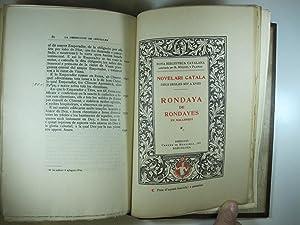 NOVELARI CATALÀ DELS SEGLES XIV A XVIII: R. MIQUEL Y
