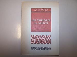 LOS TRUCOS DE LA MUERTE: JUAN LUIS PANERO