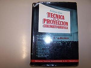 TECNICA DE LA PROYECCION CINEMATOGRAFICA: CAMÓS SAYS, SANTIAGO