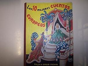 LOS 10 MEJORES CUENTOS EUROPEOS: EMILIO FREIXAS