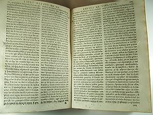 LAS OBRAS DE PUBLIO VIRGILIO MARON. TRADUCIDO: VIRGILIO MARON, PUBLIO