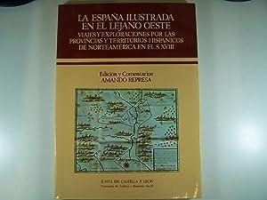 LA ESPAÑA ILUSTRADA EN EL LEJANO OESTE.: AMANDO REPRESA