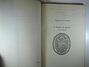 LA BATALLA DEL ADOPCIONISMO EN LA DESINTEGRACION DE LA IGLESIA VISIGODA: D'ABADAL DE VINYALS, RAMON
