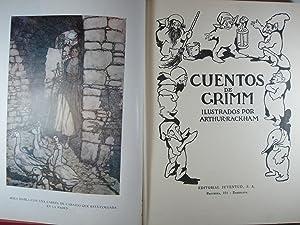 CUENTOS DE GRIMM: GRIMM.ARTHUR RACKHAM