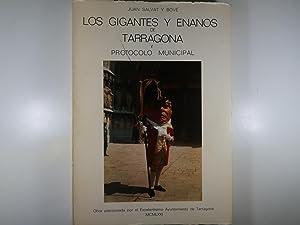LOS GIGANTES Y ENANOS DE TARRAGONA Y: SALVAT BOVE, JUAN