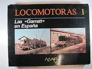 LOCOMOTORAS (7 VOL.): MORAGAS, ANTONI