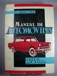 MANUAL DE AUTOMOVILES.: 1961: ARIAS PAZ, MANUEL