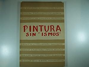 """PINTURA SIN """"ISMOS"""": SISQUELLA, TOGORES, SERRA, MALLOL: SALA PARES"""