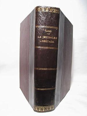 LA JERUSALEM LIBERTADA 2 Vol.: TASSO, TORCUATO