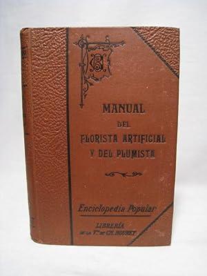 NUEVO MANUAL FLORISTA ARTIFICIAL Y DEL PLUMISTA: BASTUS, ADELA