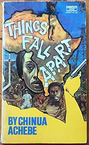 downfall of ibo society in things Language is an important theme in things fall apart on several levels in demonstrating the imaginative, often formal language of the igbo, achebe emphasizes that africa is not the silent or incomprehensible continent that books such as heart of darkness made it out to be.