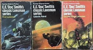 First Lensman, Galactic Patrol, Second Stage Lensmen: E.E. Doc Smith