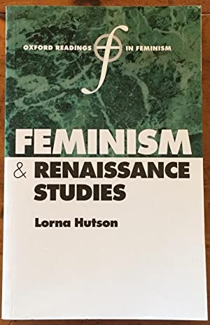 Feminism and Renaissance Studies (Oxford Readings in Feminism)