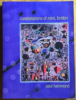 Constellations of Miro, Breton de Hammond, Paul: Fine PAPERBACK ...