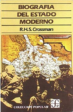 Biografia del Estado Moderno: Crosman, Richard Howard Stafford