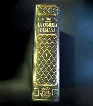 La Comedia Humana (6 tomos, completa): Balzac, Honorato de