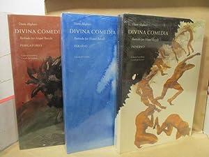 LA DIVINA COMEDIA. 3 Vols. El Infierno,: Alighieri,Dante.