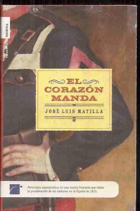 CORAZON MANDA - EL - MATILLA, JOSE LUIS