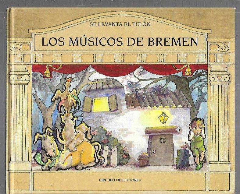 MUSICOS DE BREMEN - LOS - MAICAS, MOISES Y SOLER HORTA, ANNA (ADAPTACION) / ILUSTRACIONES DE MABEL PIEROLA