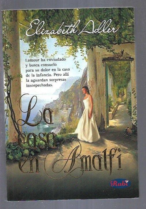 CASA EN AMALFI - LA - ADLER, ELIZABETH