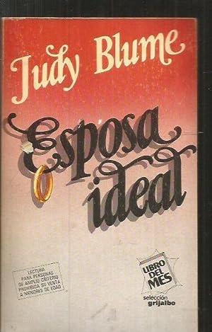 ESPOSA IDEAL: BLUME, JUDY