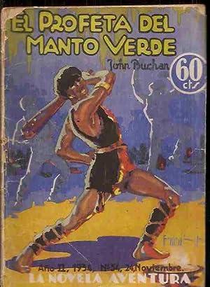 PROFETA DEL MANTO VERDE - EL: BUCHAN, JOHN