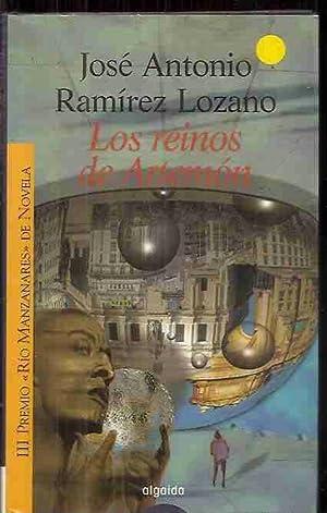 REINOS DE ARTEMÓN - LOS: RAMÍREZ LOZANO, JOSÉ