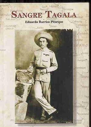 SANGRE TAGALA: BARRIOS PITARQUE, EDUARDO