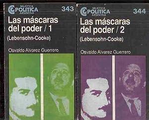 MASCARAS DEL PODER - LAS (LEBENSOHN-COOKE) (2: ALVAREZ GUERRERO, OSVALDO