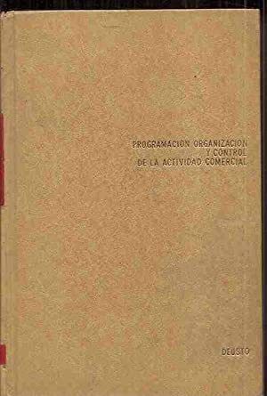 PROGRAMACION, ORGANIZACION Y CONTROL DE LA ACTIVIDAD COMERCIAL: STELLATELLI, ANTONIO