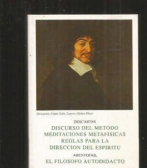 DISCURSO DEL METODO / MEDITACIONES METAFISICAS /: DESCARTES / ABENTOFAIL