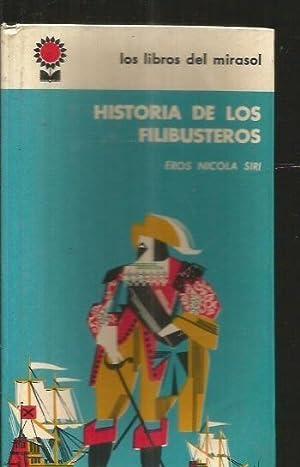 HISTORIA DE LOS FILIBUSTEROS: SIRI, EROS NICOLA