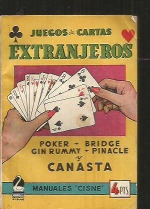 Cartas Or Naipes Or Juego Or Jugar Poker Iberlibro