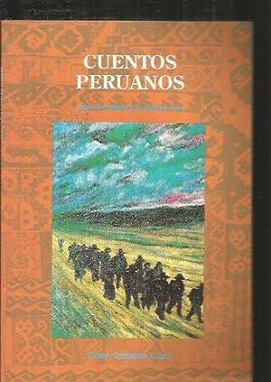 CUENTOS PERUANOS: COLCHADO LUCIO, OSCAR
