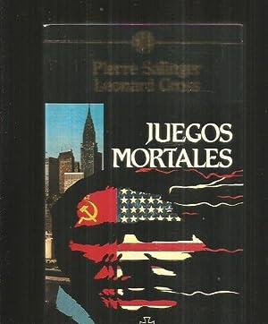 JUEGOS MORTALES: SALINGER, PIERRE Y