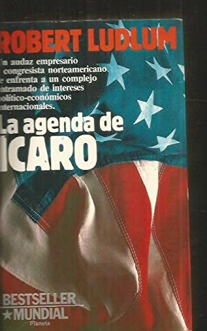 AGENDA DE ICARO - LA: LUDLUM, ROBERT