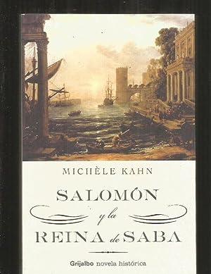 SALOMON Y LA REINA DE SABA: KAHN, MICHELE