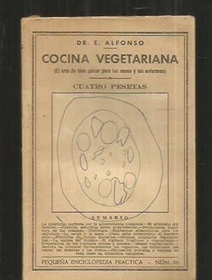 Alfonso eduardo brossura abebooks for Libro cocina vegetariana