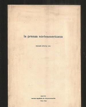 PRENSA NORTEAMERICANA - LA: ALVAREZ RUIZ, MANUELA