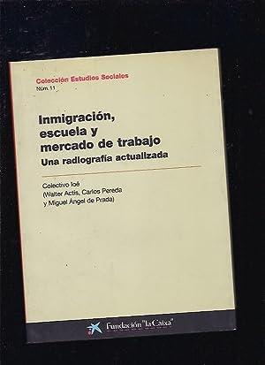 INMIGRACION, ESCUELA Y MERCADO DE TRABAJO. UNA: COLECTIVO LOE (WALTER