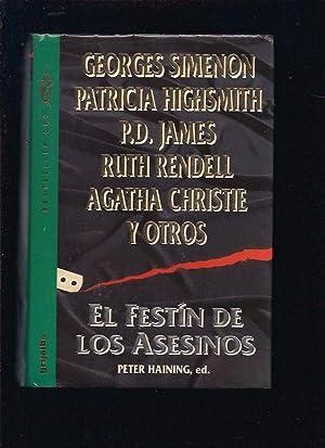 FESTIN DE LOS ASESINOS - EL: HAINING, PETER (EDICION)