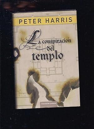 CONSPIRACION DEL TEMPLO - LA: HARRIS, PETER