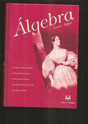 ALGEBRA LINEAL-BASICA: DIAZ HERNANDEZ, ANA