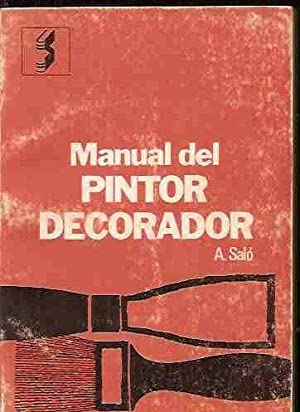 MANUAL DEL PINTOR DECORADOR