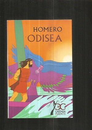 ODISEA: HOMERO (ADAPTACION DE
