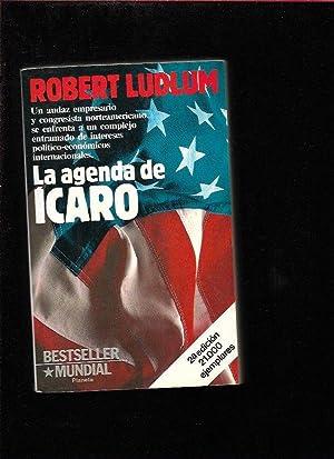 AGENDA DE ICARO -LA: LUDLUM, ROBERT