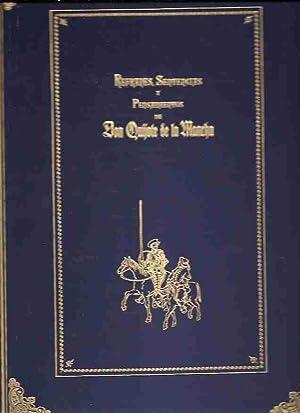 REFRANES, SENTENCIAS Y PENSAMIENTOS DE DON QUIJOTE DE LA MANCHA: CALERO, FRANCISCO (SELECCION DE ...