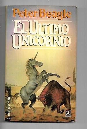 ULTIMO UNICORNIO - EL: BEAGLE, PETER