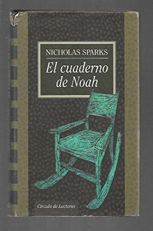 CUADERNO DE NOAH - EL: SPARKS, NICHOLAS